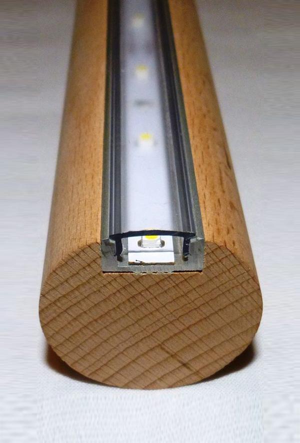 Thanh nhôm LED 0709