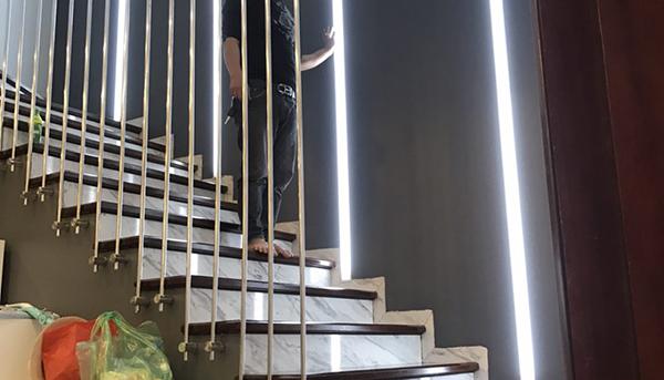Thanh nhôm đèn LED AP2507