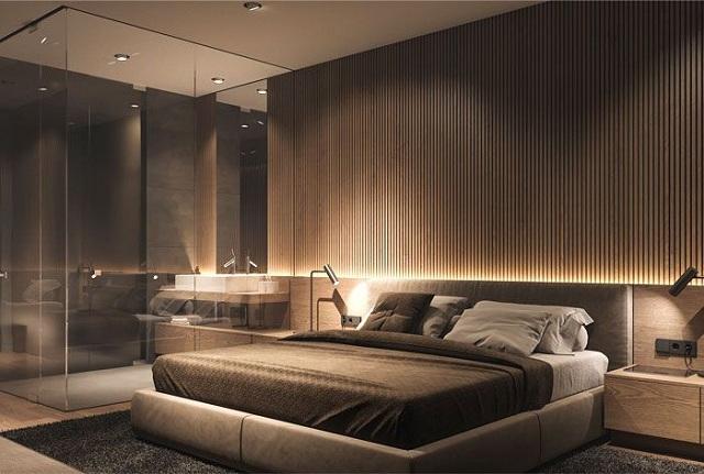 So sánh hiệu quả chiếu sáng chiếu sáng cảm xúc phòng ngủ và chiếu sáng thông thường