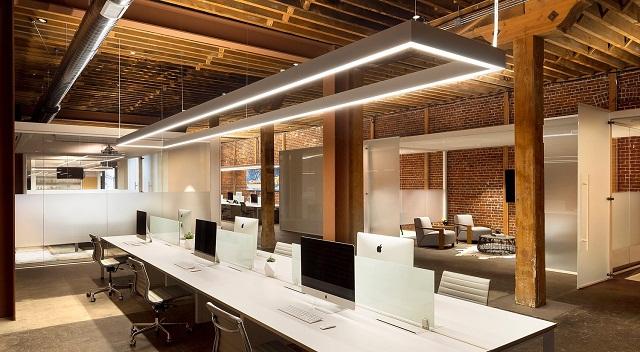 Chiếu sáng cảm xúc cho phòng làm việc – Tại sao không?